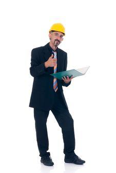 Free Alternative Businessman Royalty Free Stock Photos - 9328718