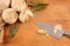 Free Natural Cooking - Mediterranean Ingredients Stock Image - 9328861