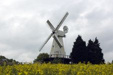 Free Woodchurch Windmill Stock Photos - 9328993