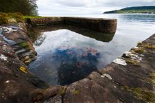 Free Brodick Old Harbour Stock Photos - 9329993