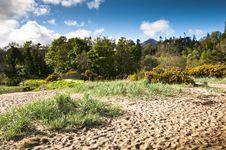 Free Brodick Beach Arran Royalty Free Stock Photography - 9330117