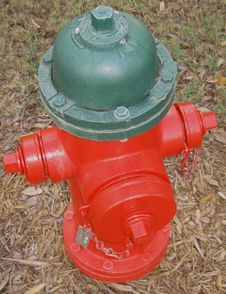 Free Fire Hydrant Stock Photo - 9330610