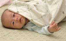 Free Cute Baby Royalty Free Stock Photos - 9330758
