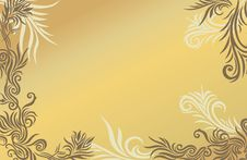 Free Sand Floral Background Stock Images - 9332474
