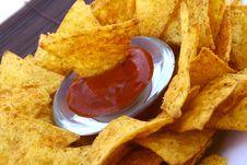 Free Salsa Dip Stock Photos - 9333343