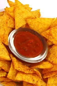Free Salsa Dip Stock Photo - 9333900