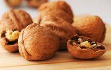 Free Walnuts Stock Image - 9334601