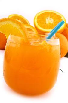 Free Orange Juice Stock Image - 9334981