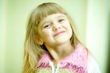 Free Beautiful Girl Laughs Stock Photo - 9336540