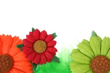 Free Flowers Royalty Free Stock Image - 9337236