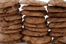 Free Great Wall Of Cookies Royalty Free Stock Images - 9338109