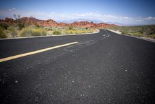 Free Valley Of Fire Stock Images - 9338404