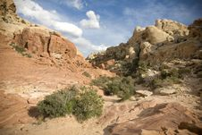 Free Red Rock Canyon Stock Photo - 9338440