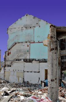 Free Demolition Stock Photos - 9338503