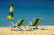 Free Beach Royalty Free Stock Photography - 9339407