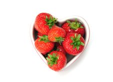 Free Strawberries Royalty Free Stock Photography - 9339757