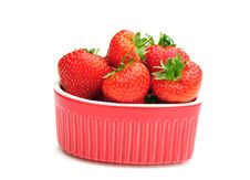 Free Strawberries Royalty Free Stock Photography - 9339767