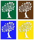 Free Colored Trees Stock Photos - 9347043