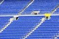 Free Empty Seats In Stadium Stock Photo - 9349030