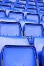 Free Empty Seats In Stadium Stock Photo - 9349480
