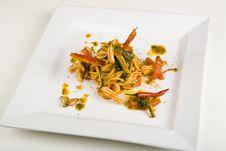 Free Italian Pasta Stock Photography - 9340092