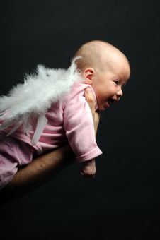 Free Little Baby Stock Photography - 9340852