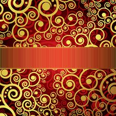 Free Floral Background Royalty Free Stock Photos - 9340868