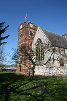 Free Topsham Church Royalty Free Stock Images - 9341119