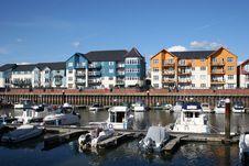Free Exmouth Marina Royalty Free Stock Photo - 9341125