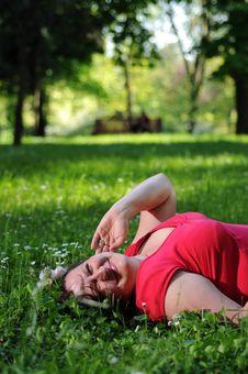 Free Girl In Park Stock Photo - 9341310
