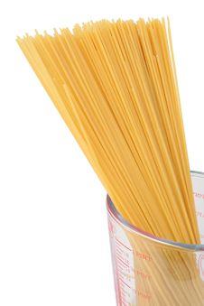 Macaroni In Bank Royalty Free Stock Image