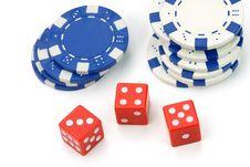 Free Gambling Series Stock Photography - 9343172
