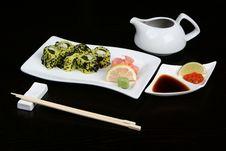 Free Sushi Stock Photography - 9343662