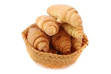 Free Croissant Royalty Free Stock Photo - 9343805
