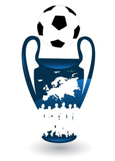 Free Soccer Banner Royalty Free Stock Image - 9346606