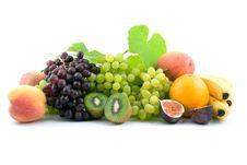 Free Fresh Fruits Royalty Free Stock Photography - 9346877