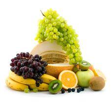 Free Fresh Fruits Royalty Free Stock Photography - 9347247