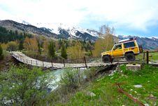 Free Old Bridge Royalty Free Stock Images - 9347469