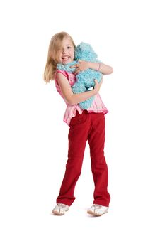 Free Little Girl Stock Photos - 9347613