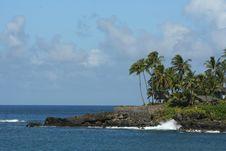 Free Maui Waves Stock Photography - 9347882