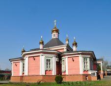 Free Transfiguration Church In Bogorodsky Stock Photography - 9348062