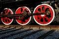Free Locomotive S Wheels Stock Photography - 9354792