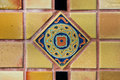 Free Colorful Ceramic Tiles Stock Photography - 9355382