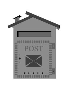 Free Mailbox Stock Images - 9350554