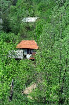 Free Merisor Village Stock Image - 9351061
