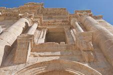 Free Roman Building Stock Image - 9351261