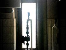 Boiler-room Stock Photo