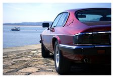 Free An Old Sportcar Royalty Free Stock Photography - 9352967