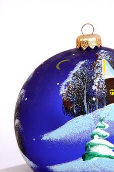 Free Christmas Ball Stock Images - 9353244