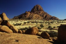 Free Namibia Spitzkoppe Stock Photos - 9353873